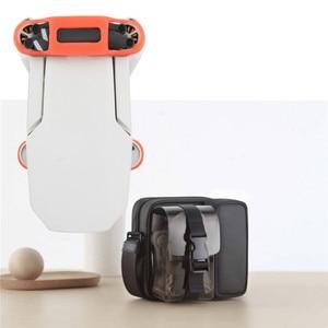 Image 4 - Support de palette en Silicone à dégagement rapide pour DJI Mavic Mini Drone support de lames dhélice stabilisateur accessoires de protection support de fixation
