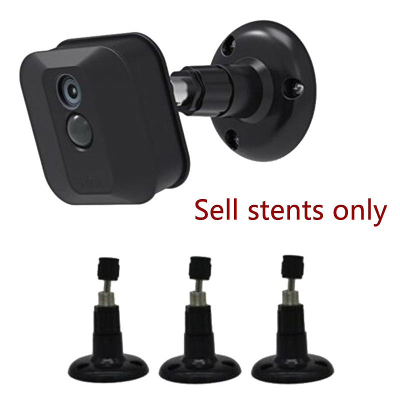 3pcs Durable Blink XT Home Indoor Outdoor Camera Bracket 360 Degree Rotary Wall Mount Camera Bracket Holder with Screws image