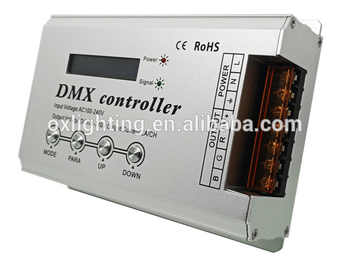 Led Dmx Controller 220v RGB Controller for 220v RGB LED Strip