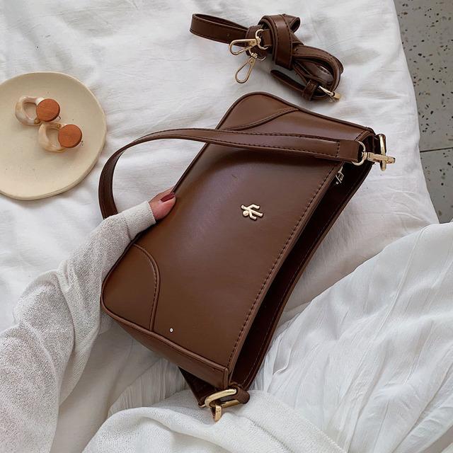 Korean Solid Color Women Bags Womens Handbags and Purses Designer Shoulder Crossbody Bags Clutch Tote Bag Lady Handbags 2019