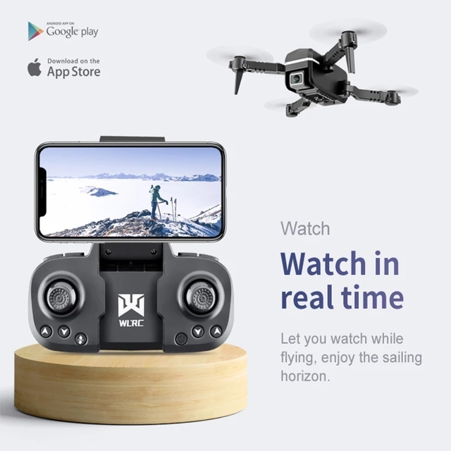 2021 New Kk1 Mini Drone 4k Hd Camera profesional Rc Drones Wifi Fpv Dron Toy Outdoor Rc Quadcopter Fixed height Helicopter Toys 4