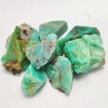 50g Natural Amazonite Crystal Gravel Rock Quartz Raw Gemstone Mineral Specimen Garden Decoration Energy Stone Healing Crystal