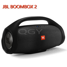 Boombox 2 Portable Wireless Bluetooth Speaker IPX7 Waterproof Loudspeaker Dynamics Music Subwoofer Outdoor Loudspeake Stereo 2
