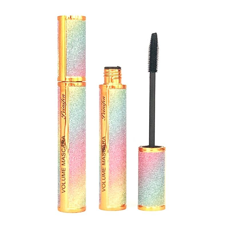 4D Charm Mascara Volume Waterproof Lash Extensions Makeup Silk Graft Growth Fluid Professional for Eyes