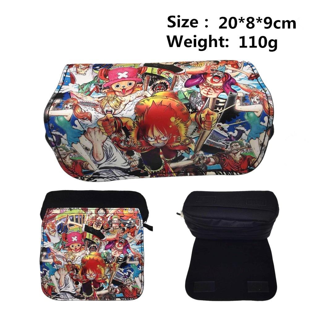 Undertale Sans canvas Pencil Case zipper Stationery Make-Up Bag pen bag otaku