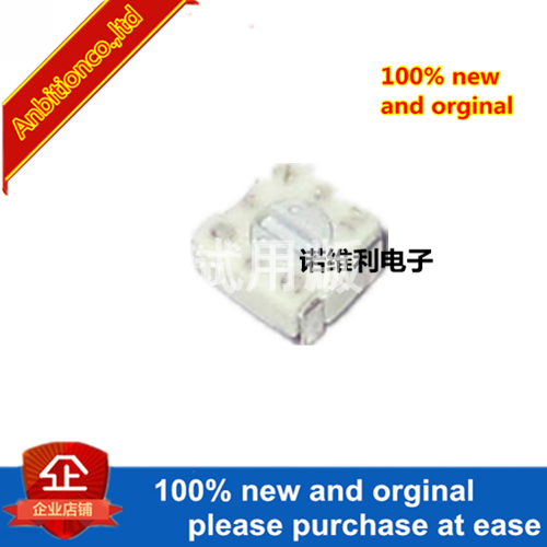 5pcs 100% New Original Precision Adjustable Resistor 3313J-1-501E 3x3 500R SMD Trimmer Potentiometer In Stock
