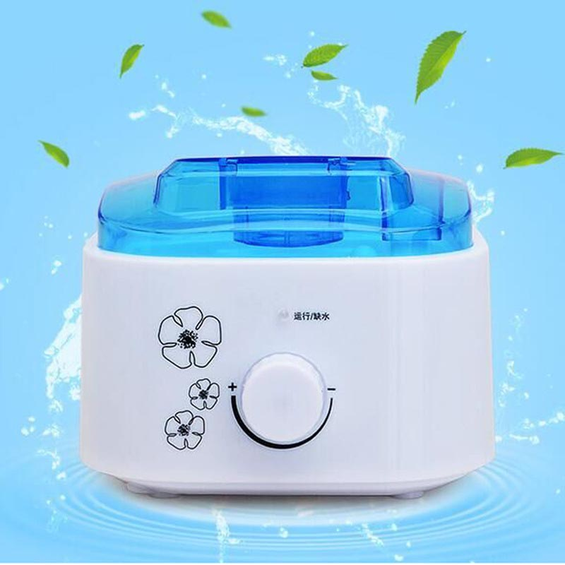 Mini Air Humidifier Water Bottle Ultrasonic Humidifier Household Mute Bedroom Mini Small Desktop Office Steam Diffuser Atomizer