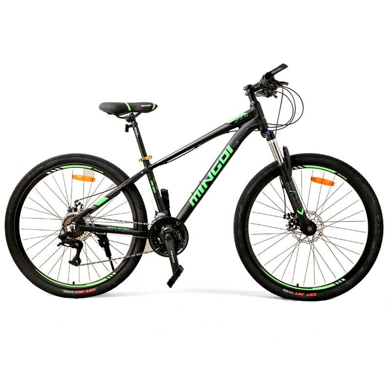 Новинка Велосипед 27,5 дюйма мужской велосипед алюминиевая рама горный велосипед 24 скорости взрослый велосипед горный велосипед дорожный ве...