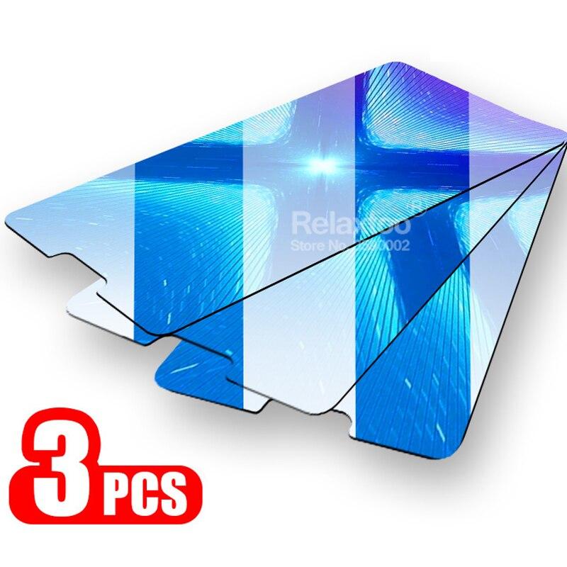 3 قطعة الزجاج المقسى لهواوي الشرف 8x8 s 8c 8a برو 8 لايت زجاج واقي على الشرف 8 s x a c honer a8 x8 c8 s8 9H فيلم السلامة