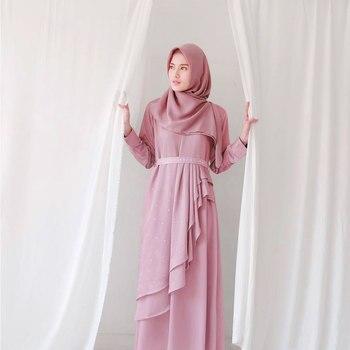 Abaya  Muslims Evening Dress For Women Islamic Clothing