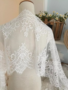 15 yards chantilly lace trim for wedding table  lace fabric