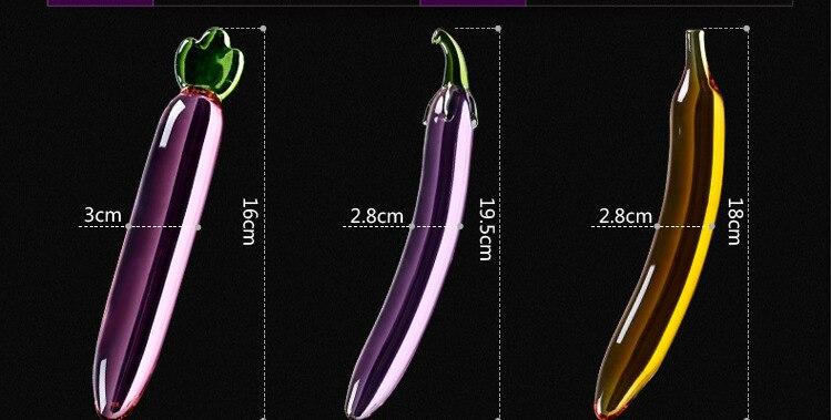 Glass Dildo | Best Anal Toys For Men