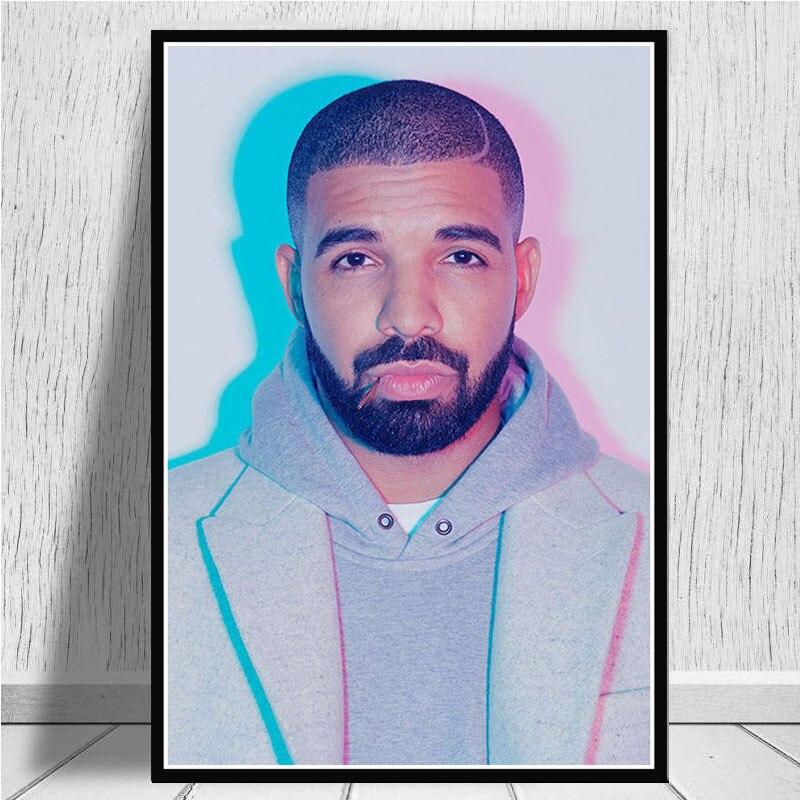 T2166 20x30 24x36 Silk Poster Drake Music Rapper Super Star Art Print