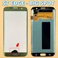 5.5 Dead pixel Für Samsung Galaxy S7 rand LCD Display G935F G935FD Touchscreen Digitizer Montage Für SAMSUNG S7 RAND Ersetzen