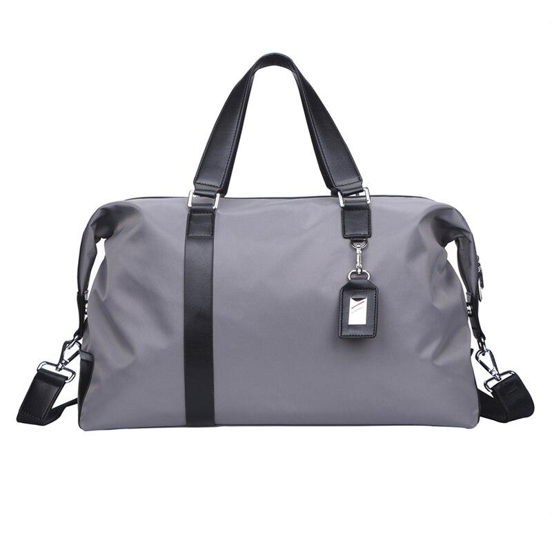 Us 25 37 49 Off Oxford Travel Bag Female Duffel Large Women Weekender Luggage Handbag Gym Bags Men Duffle Nylon Shoulder Er In
