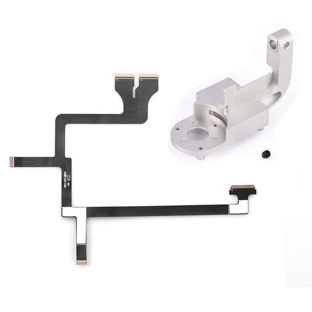 Yaw Arm алюминиевый кронштейн плоский гибкий кабель для камеры DJI Phantom 3 Adv Pro 3A 3P