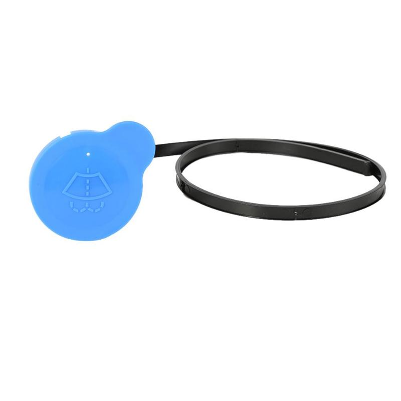 Plastic Car Windshield Wiper Washer Fluid Reservoir Tank Bottle Cap Cover 28913JD00A For Nissan Qashqai For The Reference ONLY