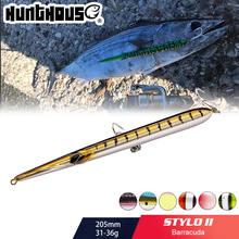 Рыболовная приманка hunthouse stylo с длинным забросом плавающая