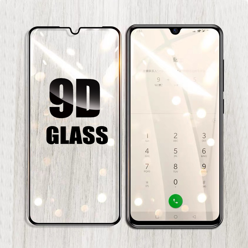 New 9D Tempered Glass For Xiaomi Redmi 7 7A 8 8A Full Cover Screen Protector Tempered Glass For Redmi Note 7 Pro Protective Film