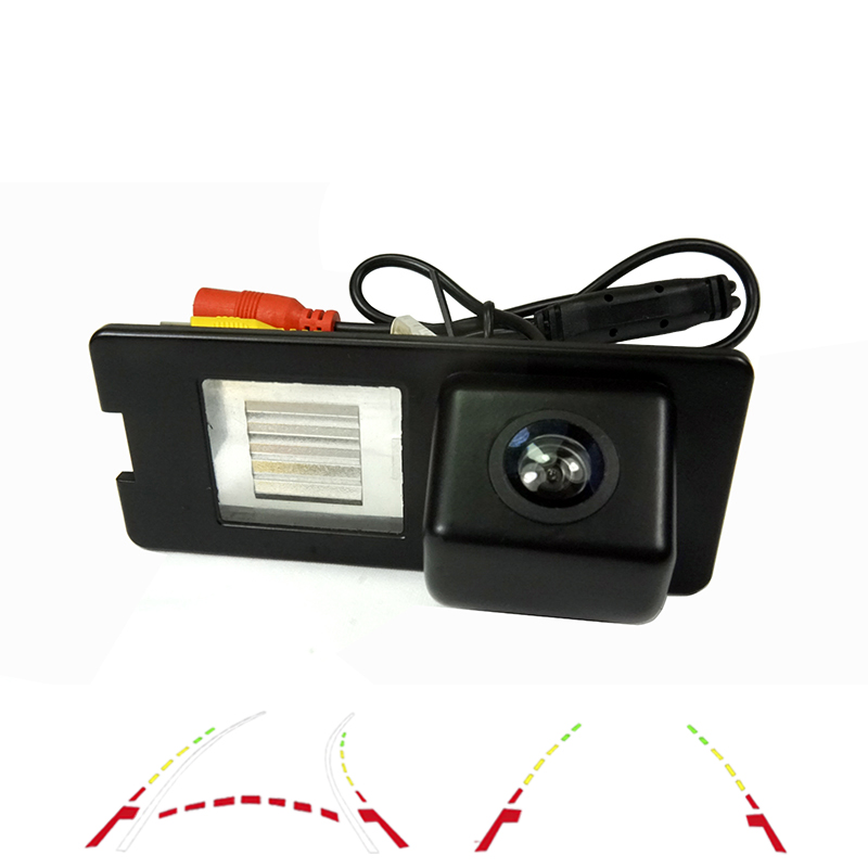 CCD HD Car Rear View Camera For Renault Latitude Scenic 2 Laguna 2 3 Fluence Duster Megane Nissan Terrano Dynamic Tracks Camera
