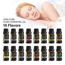 10ml Essential Oils Set Aromatherapy Kit Therapeutic Grade