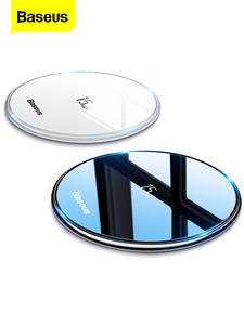 Baseus Wireless-Charger Charging-Pad Induction Qi Huawei iPhone 11 Fast Xiaomi 9 For Samsung