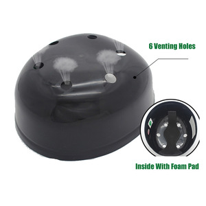 Image 2 - 新作安全バンプキャップヘルメット野球帽子スタイルの保護、作業現場ため摩耗ヘッド保護