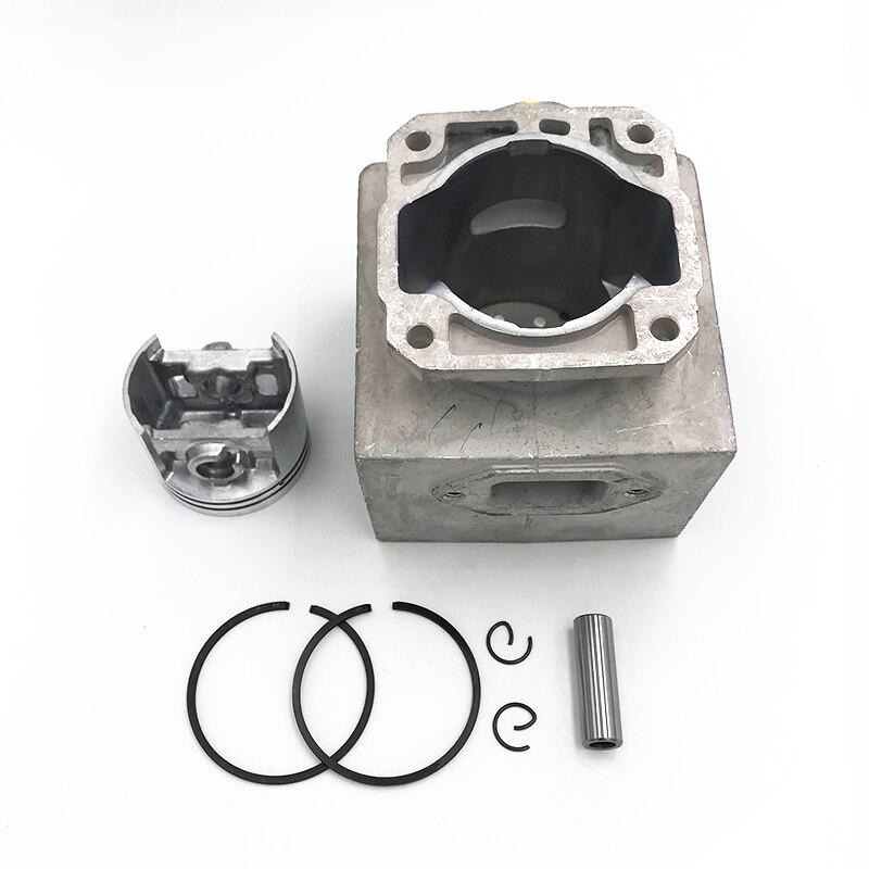 Tools : HUNDURE 46MM Cylinder Piston kit For Stihl Leaf Blower SR340 SR400 SR420 BR320 BR400 BR340 BR380 BR420 4203-020-1201