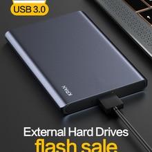 KPAN USB3.0 Mobile Portable External Hard Drive Disk 2TB HDD