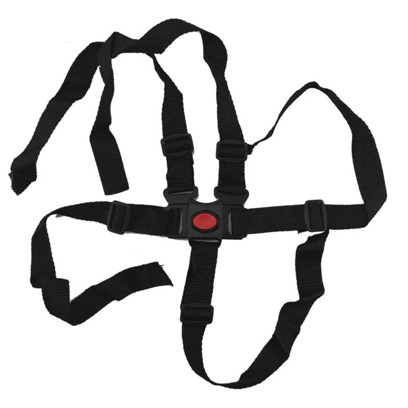 Universal Baby 5 Point Harness Safe Belt Seat Belts For Stroller High Chair Pram