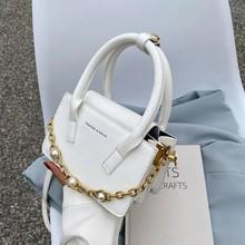 Feel foreign style bag women's Crossbody 2021 new niche chain portable women's bag single shoulder women's bag