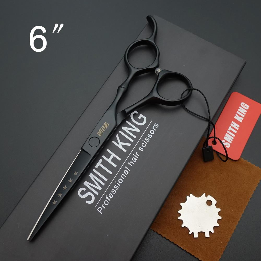 SMITH KING 6 Inch Professional Hairdressing Scissors, 6