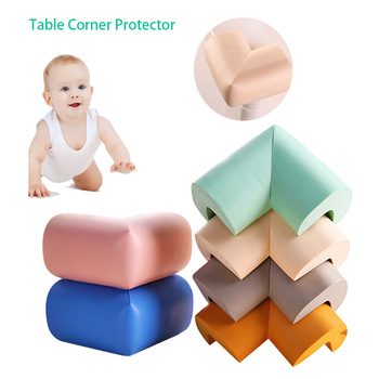 20Pcs Baby Safety Corner Protector Children Protection Furniture Corners Angle Protection Child Safety Table Corner Protector [haotian vegetarian] five bread corner decoration gusset copper horn corners htg 099
