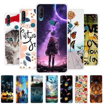 For Alcatel 1SE 2020 Case Silicone Soft TPU Phone Cases For Alcatel 1SE 5030F 5030D Back Cover Coque for Alcatel 1 SE 2020 Cases bolomboy painted case for alcatel 1c case silicone soft tpu cases for alcatel 1c 5009d cover wildflowers cute animal bags