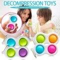 Творческих детей взрослых улыбающегося игрушка Давление снятие плата контроллера улыбающегося Непоседа игрушки в ассортименте декомпрес...