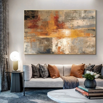 Abstract Wall Art Canvas Prints Modern Paintings on The Pictures Decor for Living Room