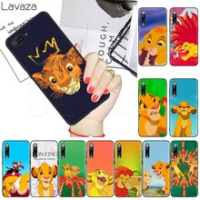 Lavaza anime Lion King Soft Case for Xiaomi MI MAX 2S 3 6 8 9T CC9E SE A1 A2 A3 F1 Note 10 Pro Lite(China)