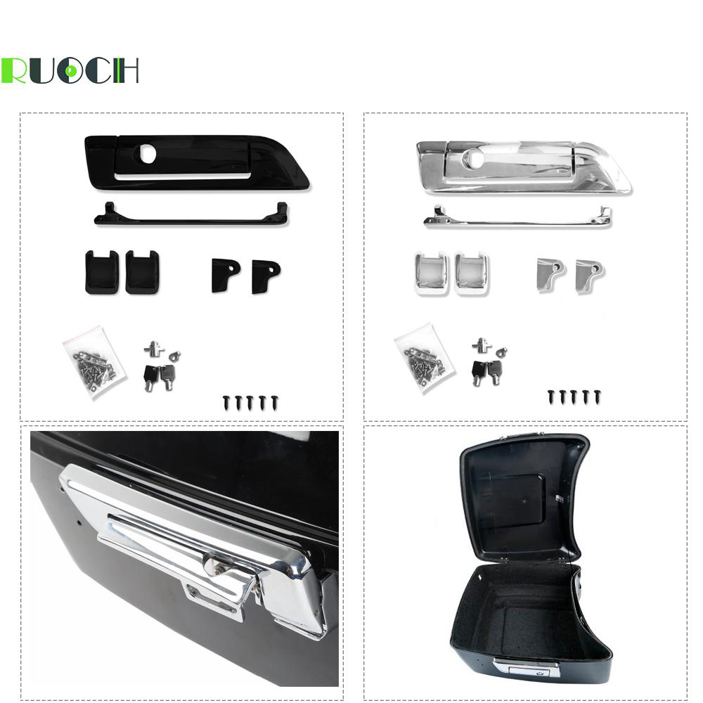 For Harley Davidson Electra Glide Tour Pak Pack Trunk Latch Touring Road King Street Road Glide 2014-2019