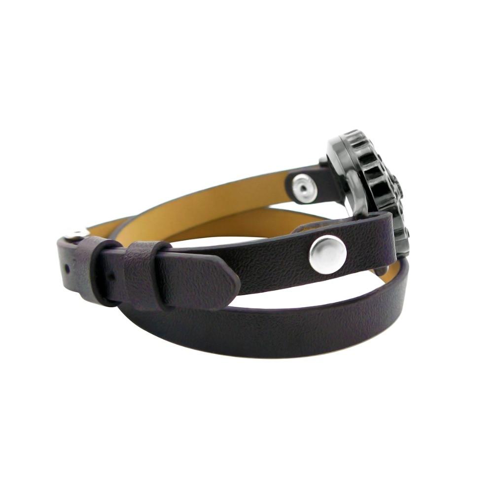ZP-BD006-3Diffuser Locket Bracelet