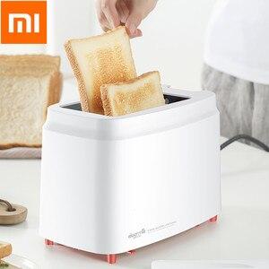 Xiaomi Автоматическая электрическая мука макин 'хлеб тостер песок инструмент для завтрака для семьи 9 регулируемые марши