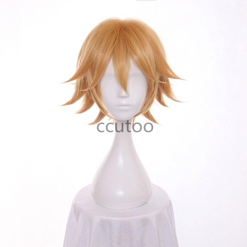 joaninha de cabelo sintético + chapéu