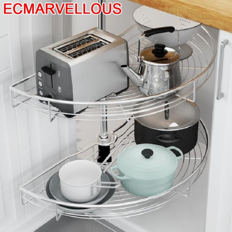 Permalink to And Cestas Para Organizar Armario De Cocina Despensa Stainless Steel Cuisine Organizer Cozinha Kitchen Cabinet Storage Basket
