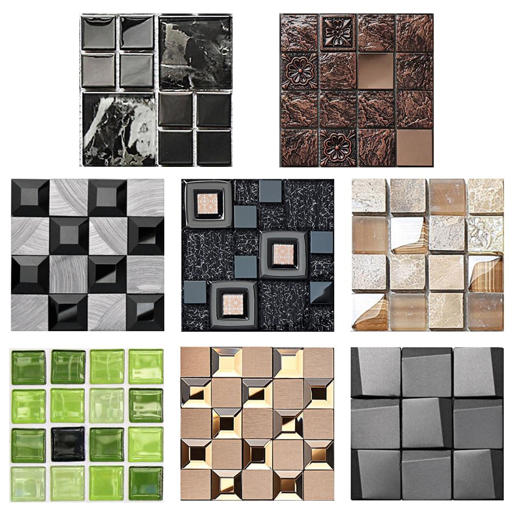 Best Price High Quality Wall Tile Kitchen Mosaic Stickers List And Get Free Shipping A708