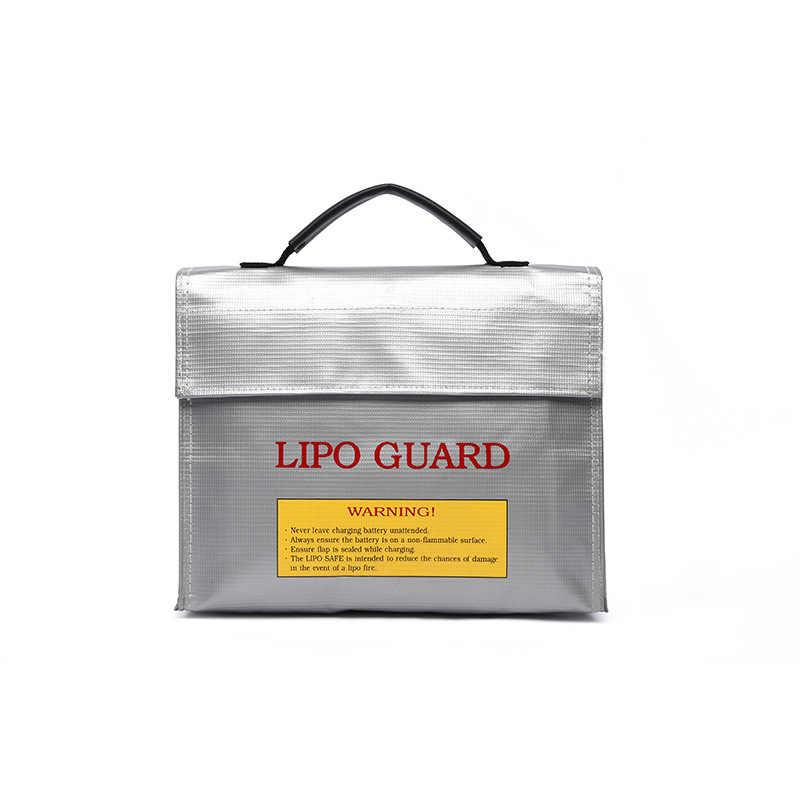 يبو بطارية محمولة مقاومة للحريق واقية من الانفجار حقيبة السلامة مقاوم للحريق 240x65x180 مللي متر ل RC يبو بطارية Gaoneng ZOP TATTU