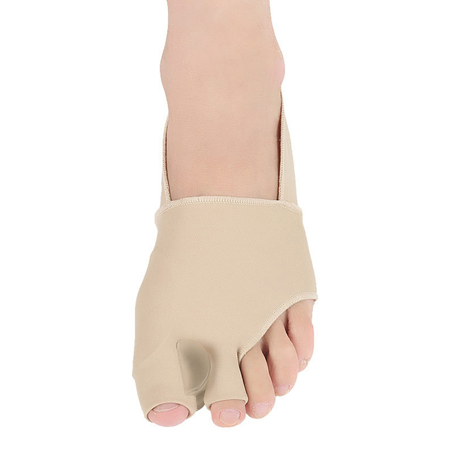 1pair 2020 New Hot Sale Best Selling Hallux Valgus Orthosis ThumbTent Separator Bunion Orthopedic Appliance Foot Care Tool 2