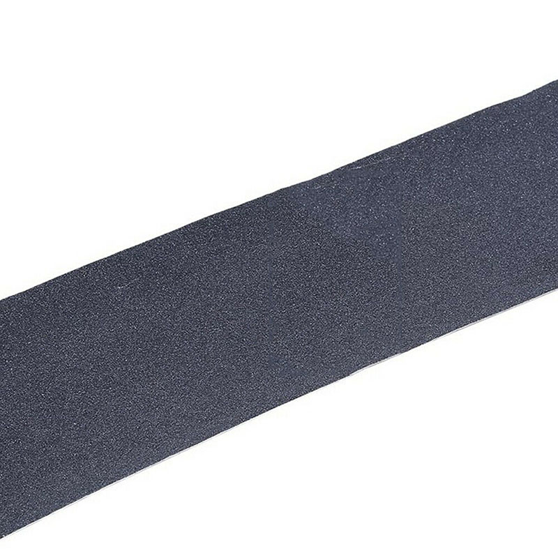 Longboarding 23*84cm Skateboard Deck Sandpaper Grip Tape Skating Board Black PVC