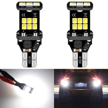 2x T16 T15 W16W Canbus LED Backup Reversing Light for Mazda CX-5 CX 5 2016 2015 2014 2013 Accessories Auto Lamp 912 921 LED Bulb
