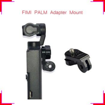for FIMI Universal Adapter Mount Mini Tripod Screw accessory Fixing Go Pro YI eken Sports Action Camera - discount item  29% OFF Camera & Photo