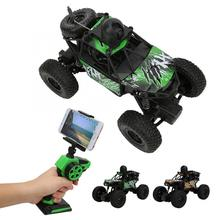 RC Model Camera Remote-Control-Car WIFI Children FPV with Usb-Cable for Boys Gift 720P