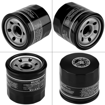 Motorcycle Oil Filter for Suzuki GSXR1000/600/750 GSX-R GSX1300R  Cleaner